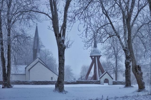 Bild på kungslena kyrka